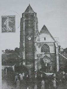 St-Gervais-Saint-Protais Façade-O