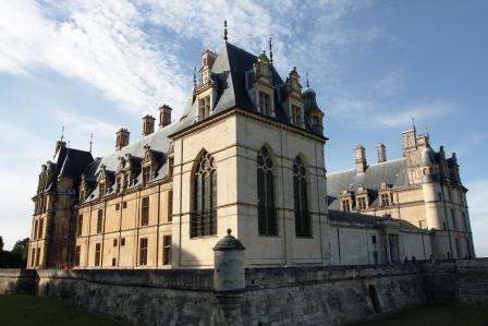 Château d'Écouen, misée de la Renaissance France