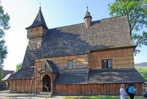 Église Archange Michel de Debno, Pologne